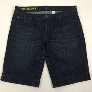 J.Crew Shorts Size 6 Matchstick Split Leg